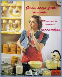 Di cucina in cucina di agosto-settembre