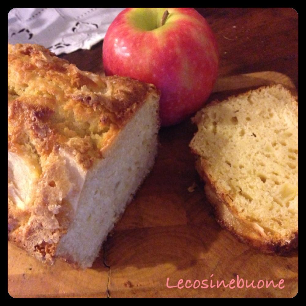 Plumcake alle mele e zucchero di canna (5/5)